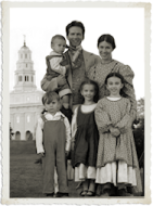 Nauvoo Pageant Family Cast
